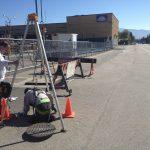 Sunrype concrete drain repair