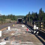 contrete bridge deck delamination repair