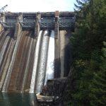 Ruskin dam repair